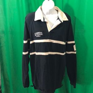 Guinness X-large Rugby Jersey